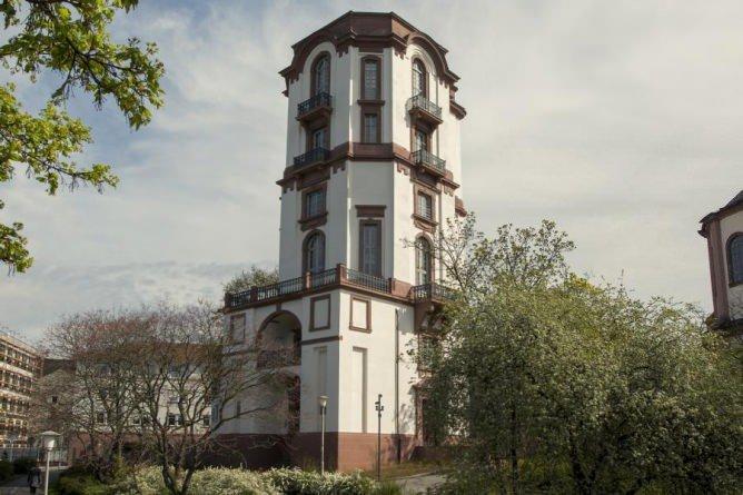 Sternwarte in Mannheim